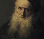 Jan Lievens - étude vieil homme
