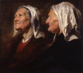 Jordaens - Têtes de vieilles femmes 1620
