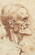 Léonard de Vinci - les grotesques