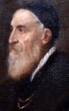 Le Titien - autoportrait 1565