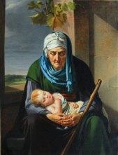 Marie Benoist 1768-1826 - Sommeils