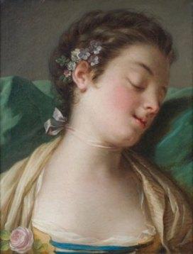 Pietro Rotari - (Vérone 1707 - Saint-Pétersbourg 1762)