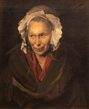 Theodore Gericault - La Hyène de la Salpétrière