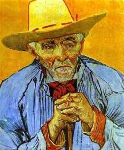 Van Gogh - Vieux paysan