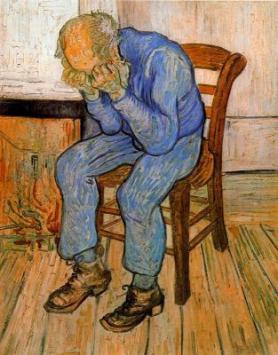 VanGogh - Vieil homme triste