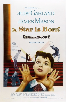 A Star is Born (1954) - Affiche