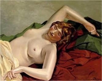 André Derain - La dormeuse