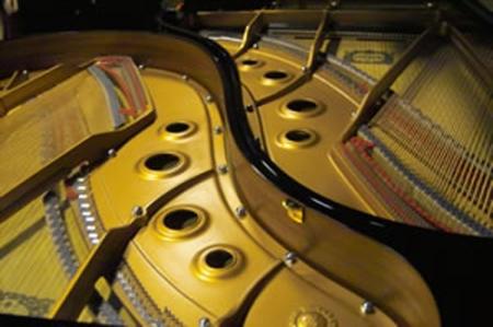 deux pianos agrandis
