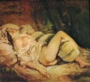 Fragonard - Rêve d'mour-1768