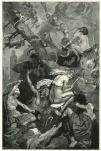 Franz Simm - Walpurgisnacht (illustration du Faust de Goethe)