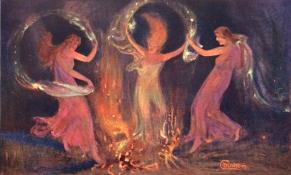 Hermann Hendrich - Bal des sorcières