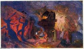 Hermann Hendrich - Danse des sorcières2
