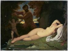 Ingres - 1851 Jupiter et Antiope-Orsay