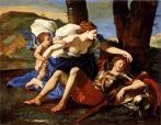 Poussin - Renaud et Armide -1624-25