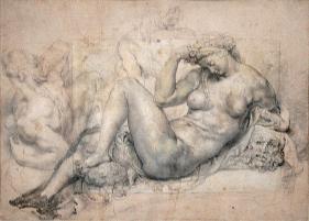 Rubens - La nuit d'après Michel-Ange