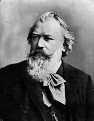 Johannes Brahms - 1833-1897