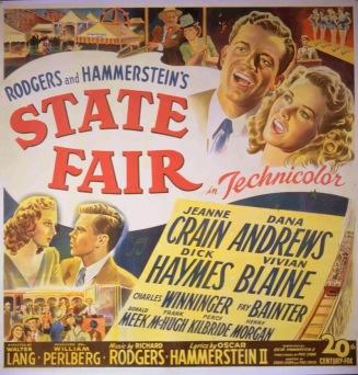 State fair-Affiche 1945