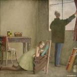 Balthus - Le peintre et son modele