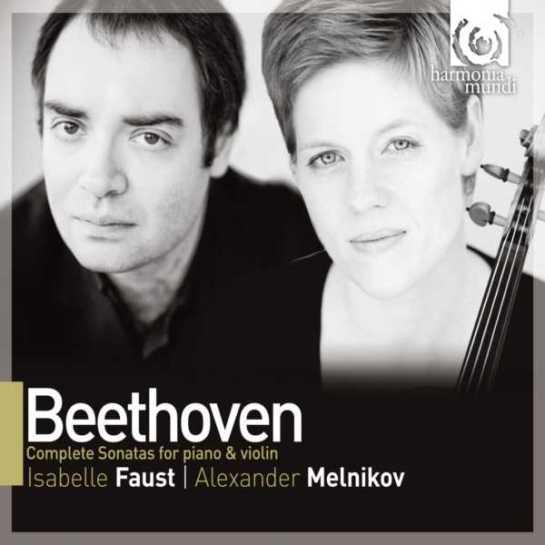 Beethoven sonates violon