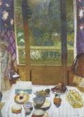Pierre Bonnard - La salle du petit déjeuner -1930- MOMA