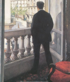 Caillebotte - Place de l'Europe -1876.-Coll-part