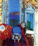 Raoul Dufy - Fenêtre ouverte à Nice - 1928-Huile - Art Institute Chicago