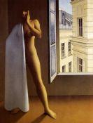 Georges Rohner - Fenêtre sur la rue Bonaparte