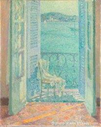 Henri Le Sidaner - Soleil dans la maison - Orsay
