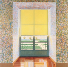 Hockney -1974 - Contre-jour
