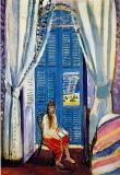 Matisse - Les persiennes