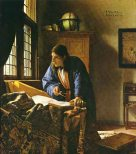 Vermeer - Le géographe