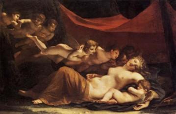 Constance Mayer-Lamartinière - Sommeil de Vénus