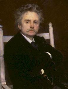 Edvard Grieg (Bergen 1843 - Bergen 1907)