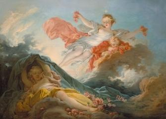 Fragonard - Aurore