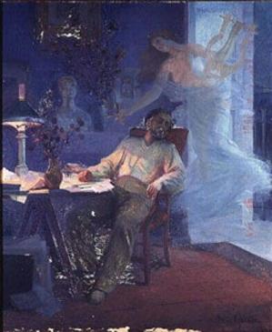 Louis Cabanes - Rêve de gloire