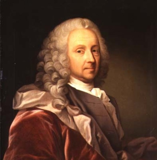 Ludvig Holberg (Bergen 1684 - Copenhague 1754)