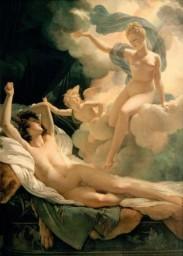 Pierre-Narcisse Guérin - Morphée et Iris 1811 - Musée de l'Ermitage