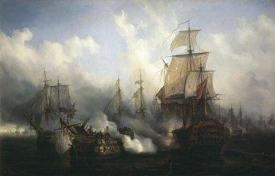 Bataille navale XVIII