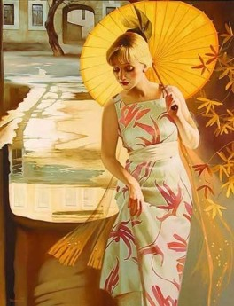 Femme ombrelle5