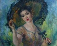 John Lloyd Strevens (British 1902-1990)