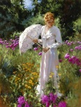 Richard S. Johnson - wild gardens and lace