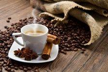 Coffee-coffee-corn-cup-anise-anise-cinnamon-cinnamon-spices