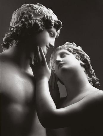 Antonio Canova (1757-1822) - Aphrodite et Adonis
