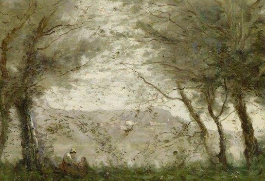 Corot - Ville-d'Avray-flou