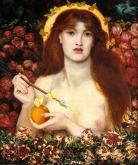 Dante Gabriel Rossetti - Venus Verticordia - 1866