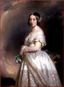 Franz Xaver Winterhalter (1805-1873) - Queen Victoria