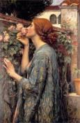 John William Waterhouse - The soul of the Rose