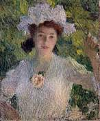 Laurent Ernest Joseph (1859-1929 - Sous les branches