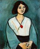 Matisse - Dame en vert 1909