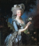 Vigée-Lebrun - Marie_Antoinette 1783